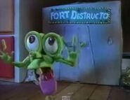 Fort destructo escape
