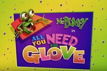 All you need is glove title