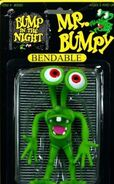Bendable bumpy toy in box