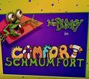 Comfort Schmumfort
