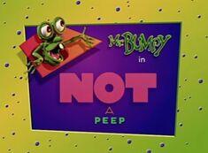 Not a peep