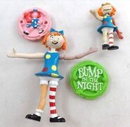 Rare molly coddle bump in the night toy 3