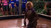 Pilot (Emma covered in mud)