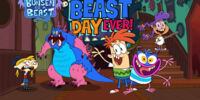 The Beast Day Ever!