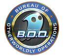 B.O.O: Bureau of Otherworldly Operations