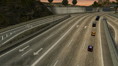 Crash zone 09 - Freeway Fury - intersection
