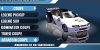 Assassin Coupe (Burnout Legends)