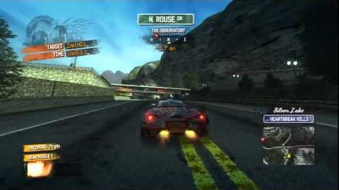Burnout Paradise - 25 V16 Revenge Burning Route