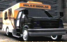 Madden Challenge Bus