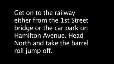 Burnout Paradise Super Jump Guide - Palm Bay