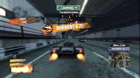 Burnout Paradise - GT 2400 Burning Route