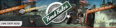 Road Rule Banner