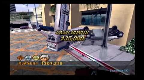 Burnout 3 Crash