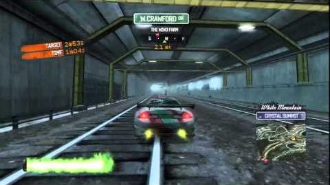 Burnout Paradise - Touge Sport Burning Route