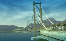 South Bay Expressway Bridge (west)