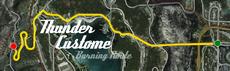 Thunder Custome Burning Route