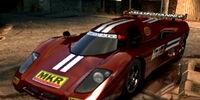 Euro Circuit Racer (Burnout Dominator)