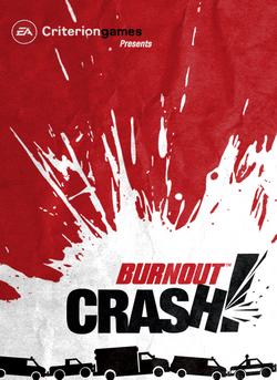 Burnout CRASH Boxart