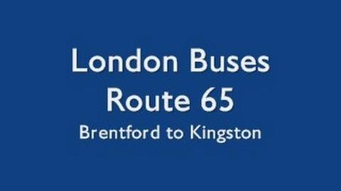London Buses Route 65-0