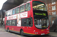 196 to Norwood Junction