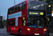 N89 at Lewisham