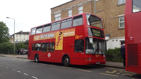 London Bus Route 44