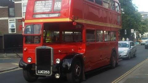 Stockwell Bus Garage Open Day