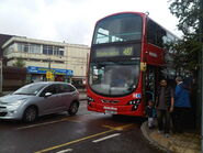 London Buses route 487