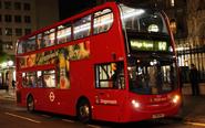 N47 to Trafalgar Square