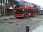 London Buses route E3