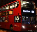 London Buses route N136