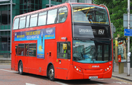 197 to Croydon, Town Centre