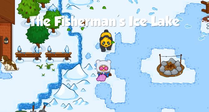 The Fisherman's Ice Lake