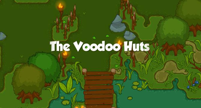 The Voodoo Huts