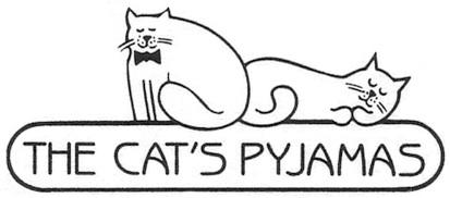 File:The cats pyjamas logo.jpg