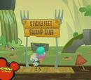 Stickyfeet Swamp Club