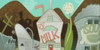 Pesky Milk Carton