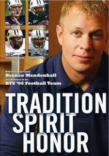 Tradition Spirit Honor