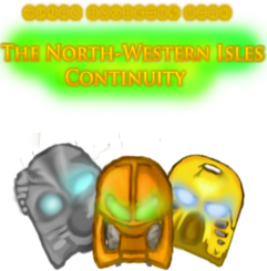 North Western isles poster