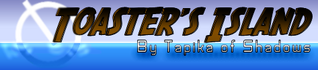 Toaster's Island Banner