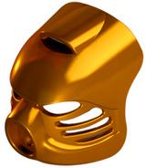 Set Golden Armor Kanohi Hau