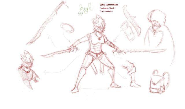 File:Rhea Heartsflame, Equipment Speed sketch1.jpg