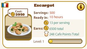 Escargot-Cookbook