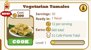 Vegetarian Tamales