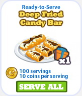 Deep Fried Candy Bar gift