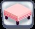 Fancy Pink Table