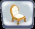 Fancy Gold Chair