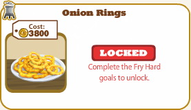 Onion Rings locked