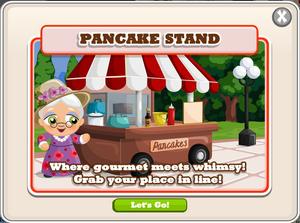Pancakestandsplash