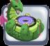 Dragons Breath Decorative Stove